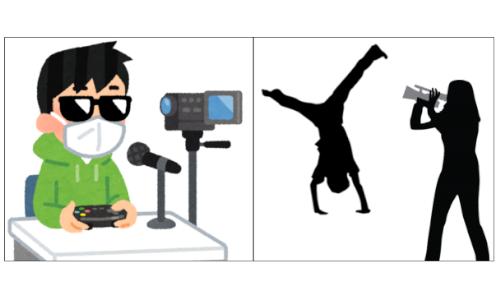 【ゲーム実況者vs実写配信者】今YouTubeで勢いのあるのはどっち?